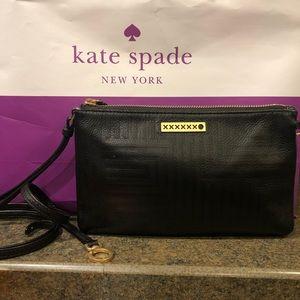 Kate Spade Saturday zigzag crossbody bag.